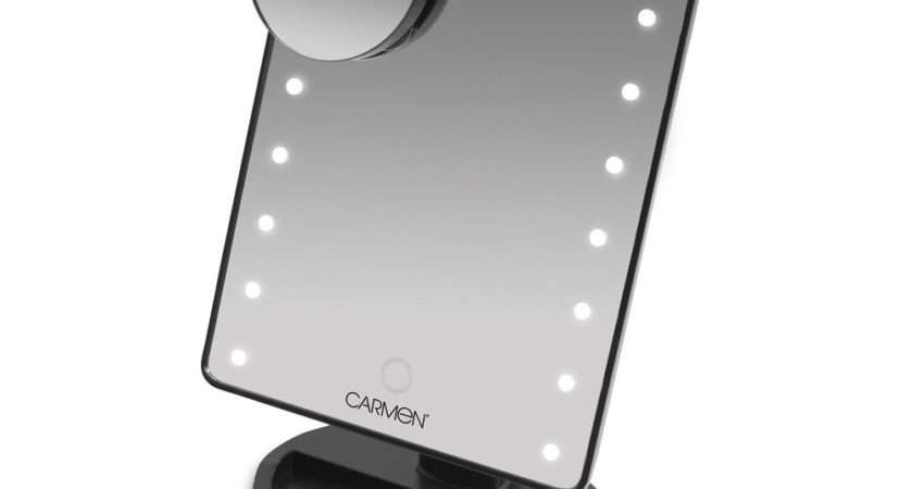 Buy Carmen Led Illuminated Mirror Delivery