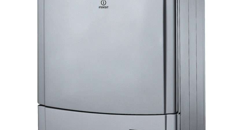 Buy Cheap Indesit Silver Condenser Tumble Dryer Compare
