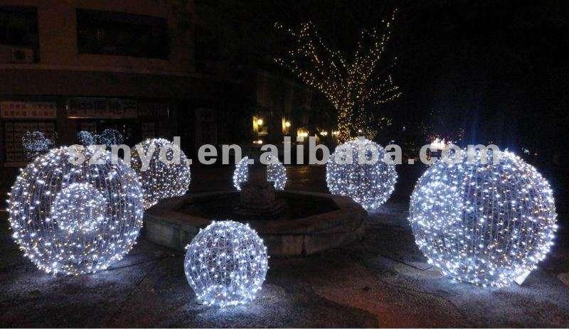 Buy Christmas Ball Large Outdoor Balls