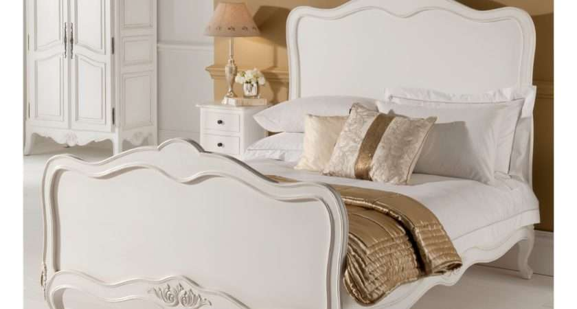 Buy Exceptional Beautiful Paris Antique French Bed