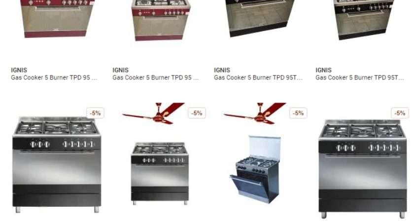 Buy Gas Cooker Nigeria Price