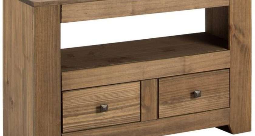 Buy Home Amersham Drawer Solid Wood Unit Dark Pine