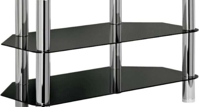 Buy Hygena Matrix Unit Black Glass Argos