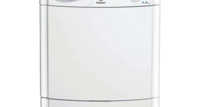 Buy Indesit Ecotime Idc Condenser Tumble Dryer White