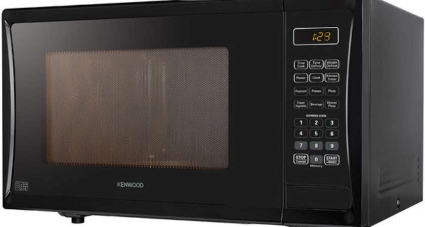 Buy Kenwood Solo Microwave Black Delivery