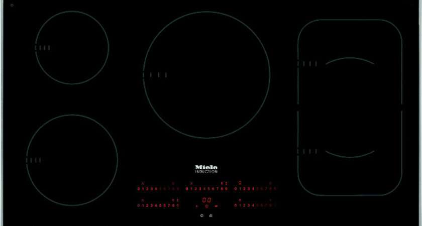 Buy Miele Induction Hob Raised Stainless Steel Trim Marks
