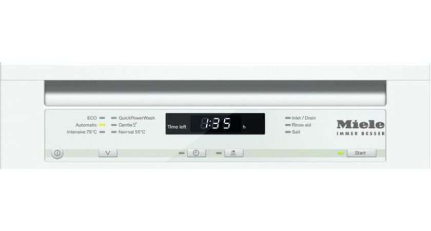Buy Miele Sci Slimline Semi Integrated Dishwasher