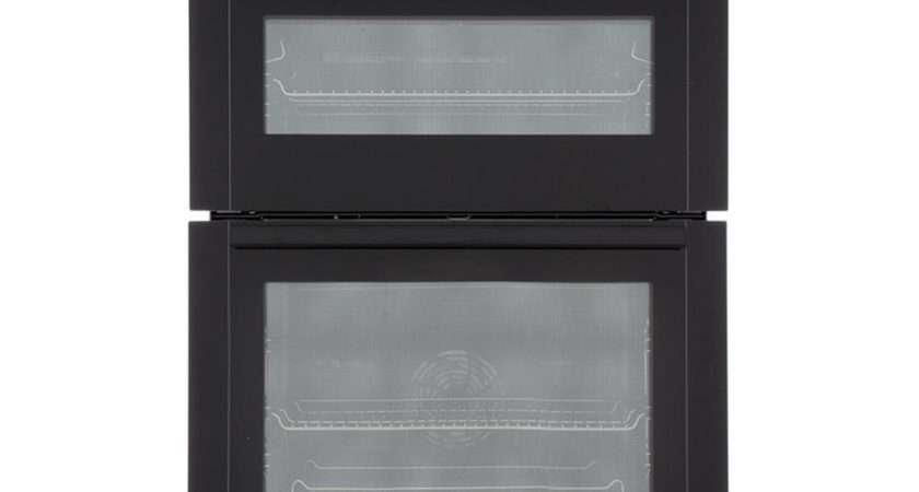 Buy Neff Double Built Electric Oven Black