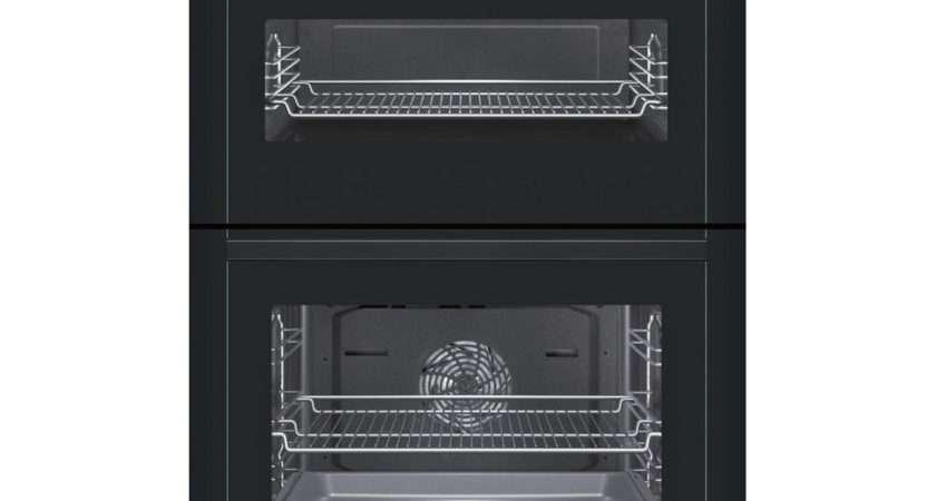 Buy Neff Electric Double Oven Black
