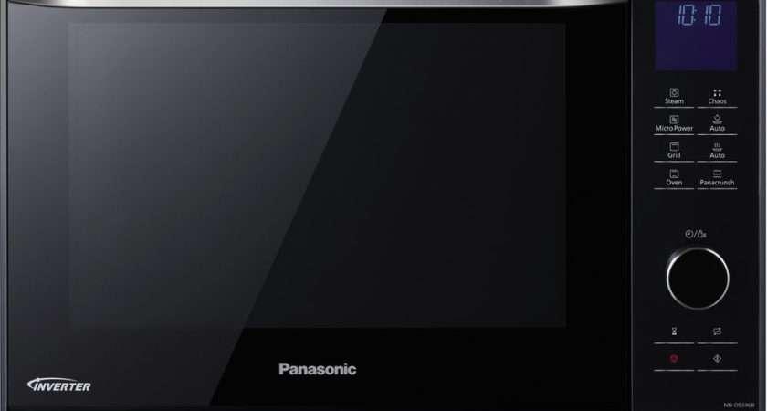 Buy Panasonic Bbpq Combination Microwave Black