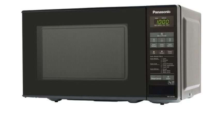 Buy Panasonic Bmbpq Solo Microwave Black