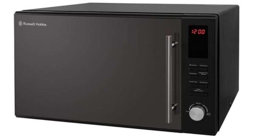 Buy Russell Hobbs Rhm Combination Microwave Black