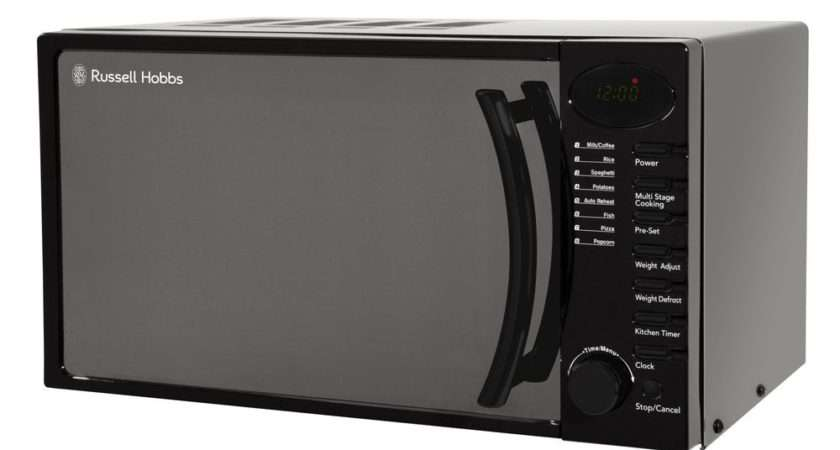 Buy Russell Hobbs Rhm Solo Microwave Black
