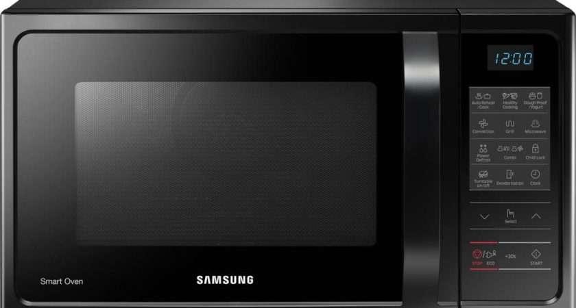 Buy Samsung Combination Microwave Black