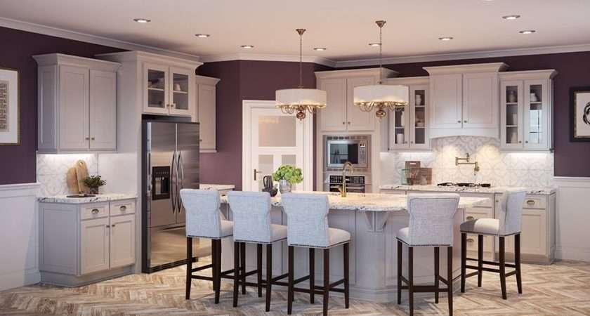 Buy Shaker Light Gray Rta Ready Assemble Kitchen