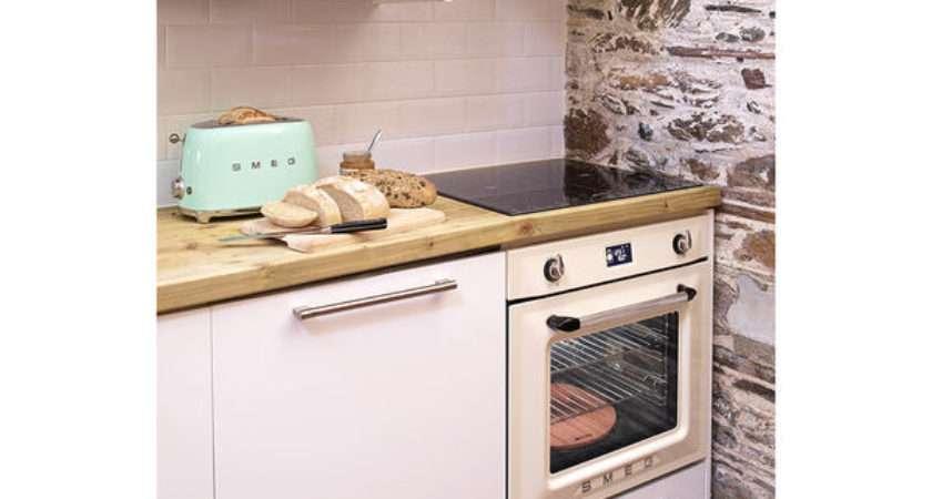 Buy Smeg Tsf Pguk Slice Toaster Pastel Green
