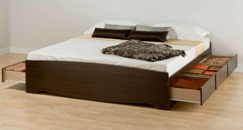 Buy Used Storage Bed Ebay