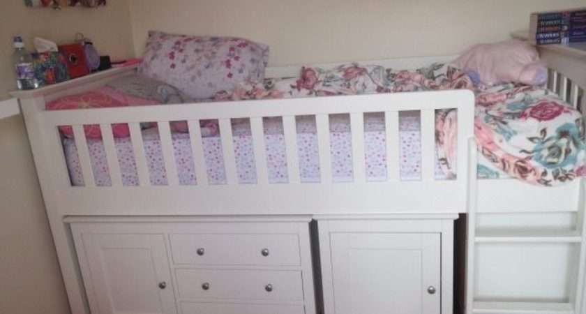 Cabin Bed Hastings Sleep Station Set
