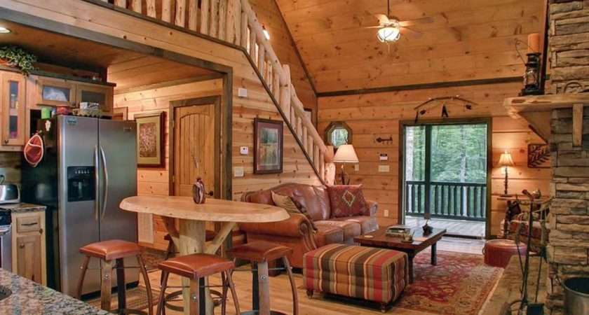 Cabin Interiors Design Ideas Knowledgebase Log Decorating