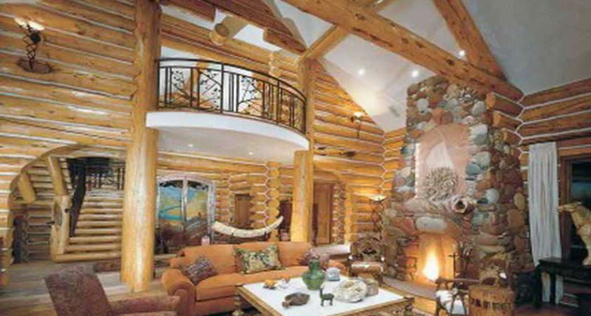 Cabin Room Decor Lodge Decorating Ideas Log Bedroom