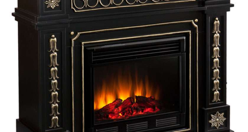 Cain Fireplace Electric Victorian Indoor Fireplaces