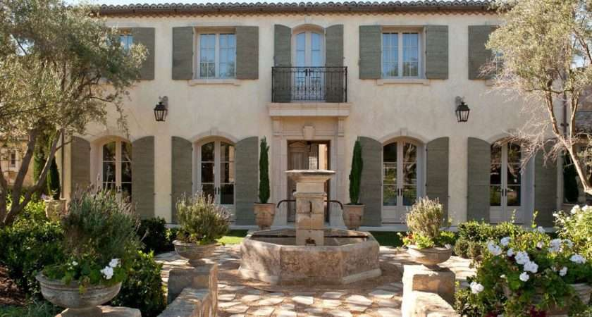 California Home Proven Style Traditional