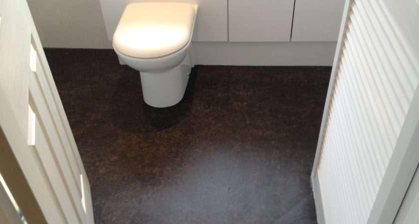 Camaro Serpentine Bathroom