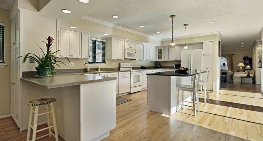 Can Install Wooden Floor Kitchen Wood Floo