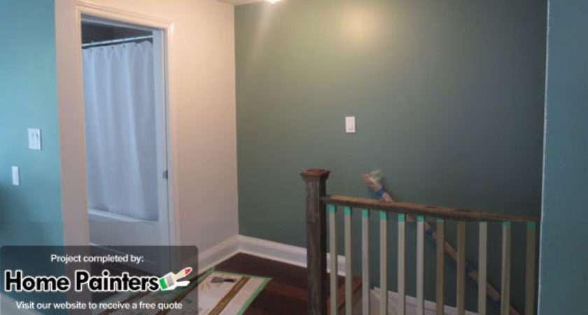 Can Satin Paint Bathroom