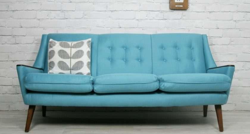 Canap Vintage Retro Sofa