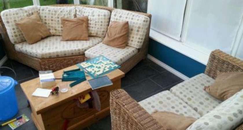 Cane Conservatory Furniture Ebay