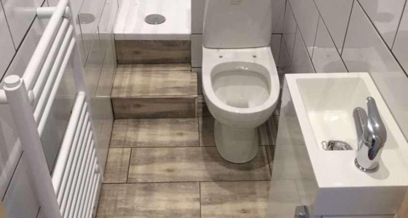 Cannock Bathrooms Small Ensuite Installation