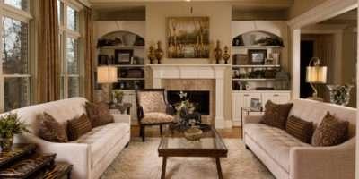 Canton Living Room Decorating Den Interiors
