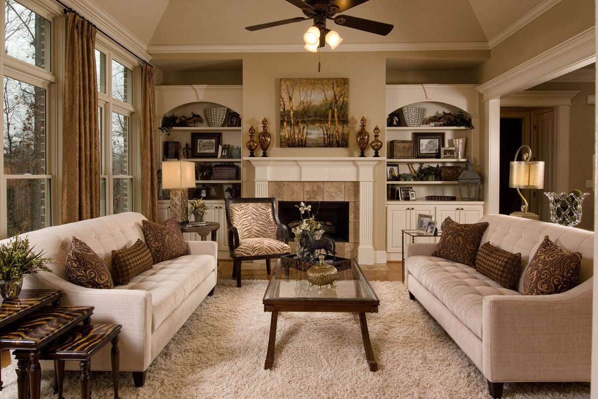 Canton Living Room Decorating Den Interiors