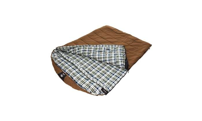 Canvas Sleeping Bag Enjoy Protection Grizzly Sleep Like