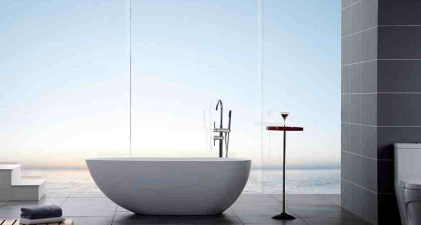Cape Town Luxury Freestanding Contemporary Bath Tub Clawfoot