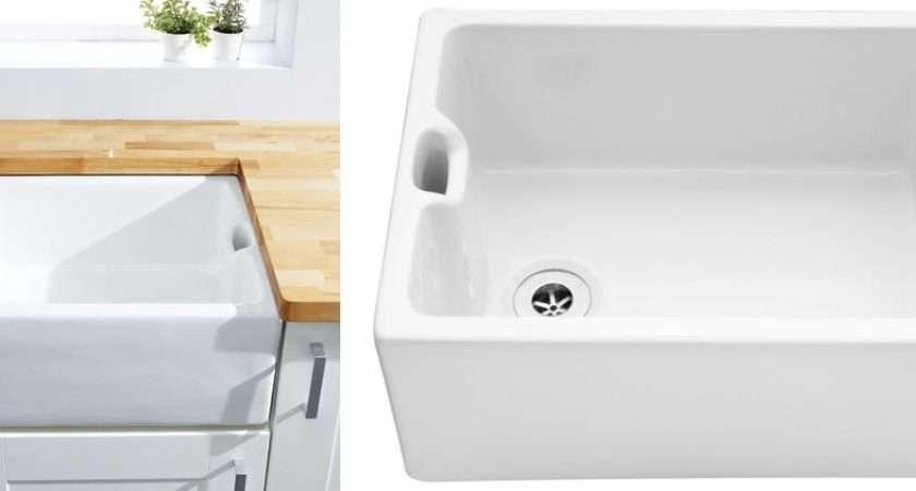 Caple Belfast Ceramic Kitchen Sink