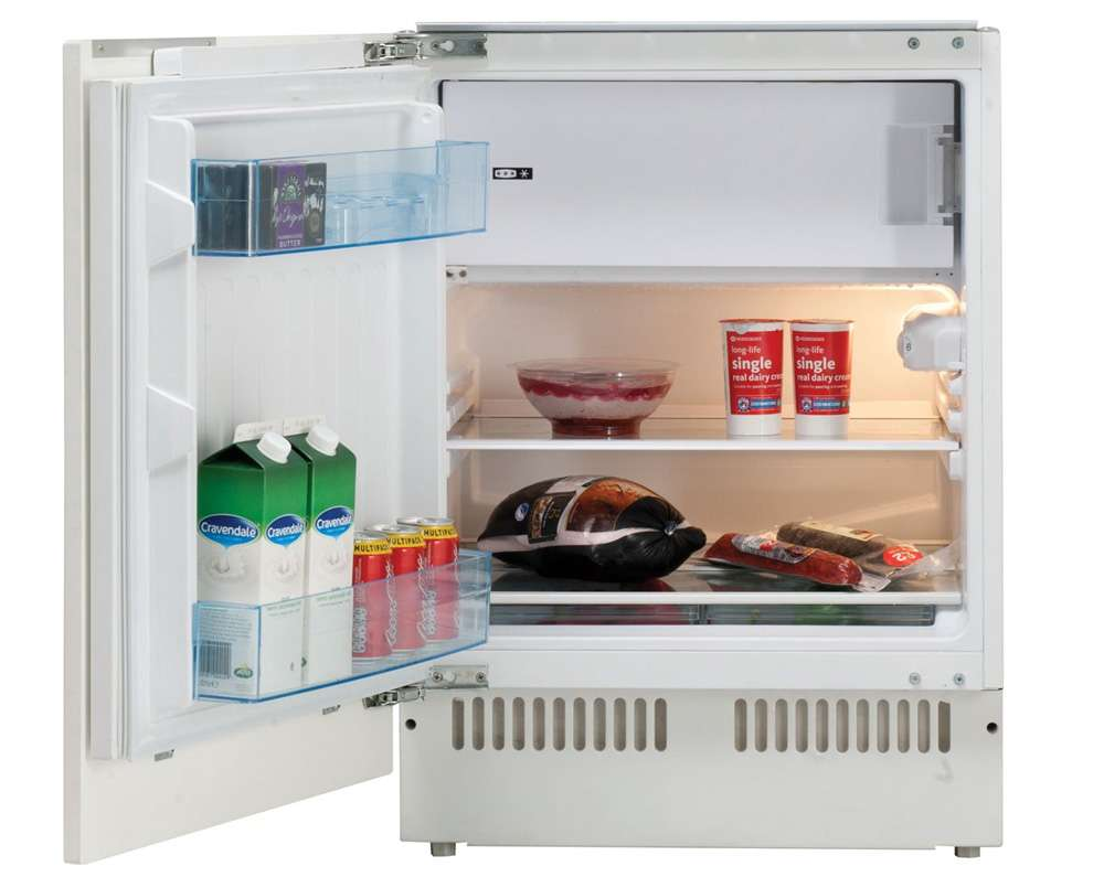 Caple Rbr Integrated Under Counter Larder Fridge Ice Box