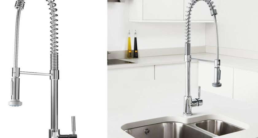 Caple Torrent Professional Pull Out Kitchen Tap