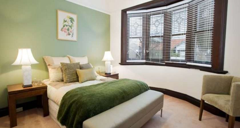 Carpet Sash Windows Using Green Colours Bedroom