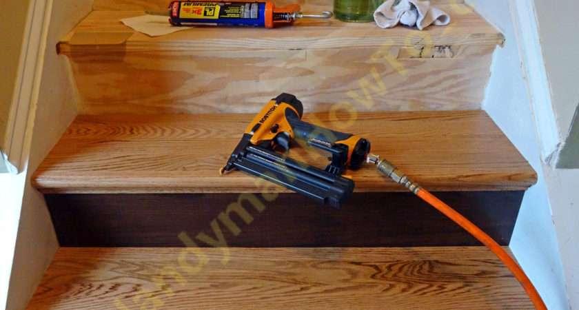 Carpet Wood Stair Remodel Install Retrotreads