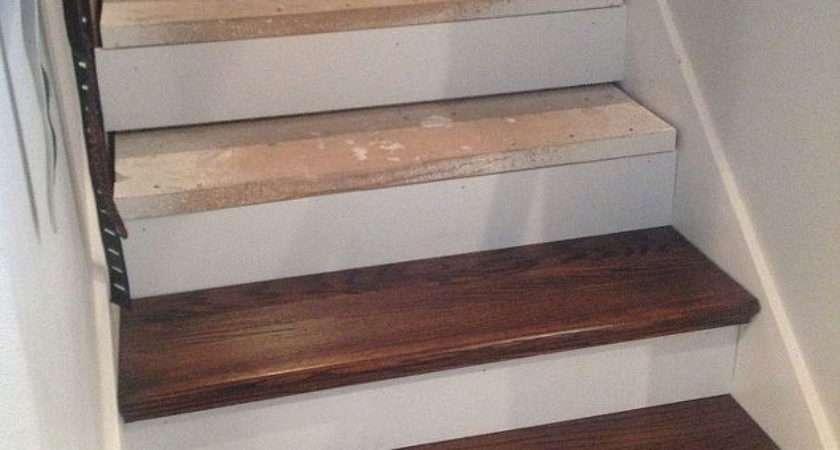 Carpet Wood Stairs Redo Cheater Version