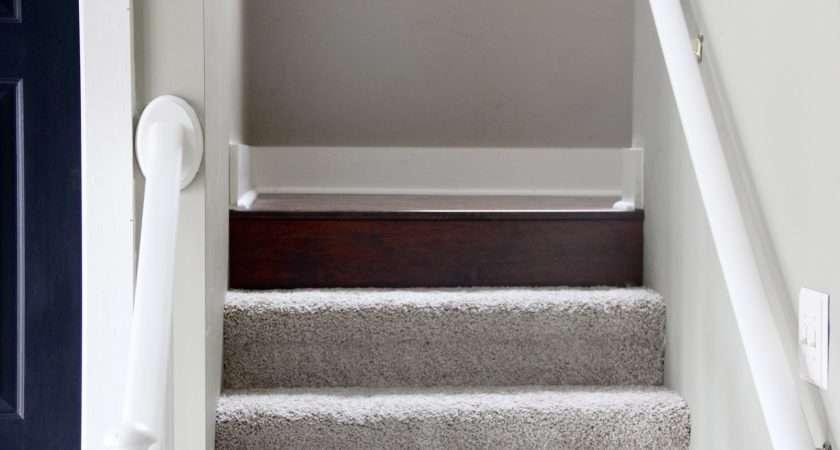 Carpeting Stairs Between Canyon Oak Landing Cocoa