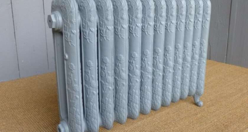 Carron Daisy Radiator Sections Long Tall Deep