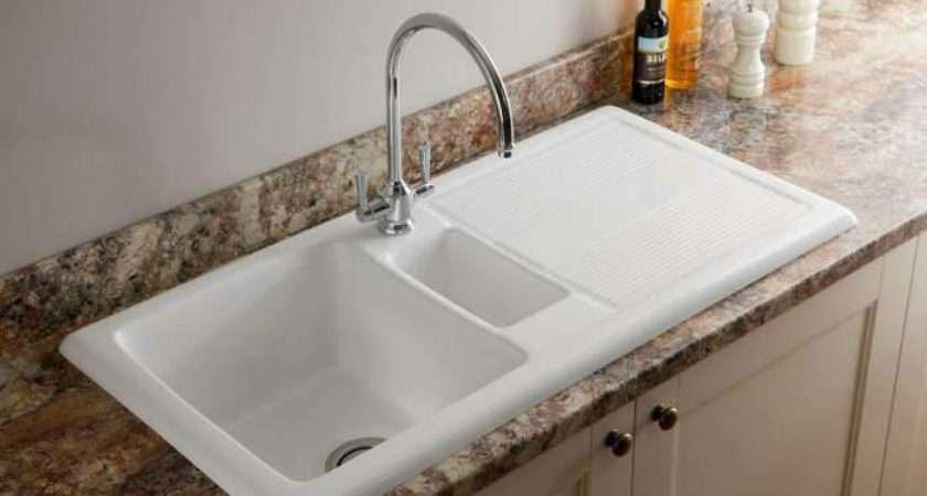 Carron Phoenix Ceramic Kitchen Sinks Shonelle