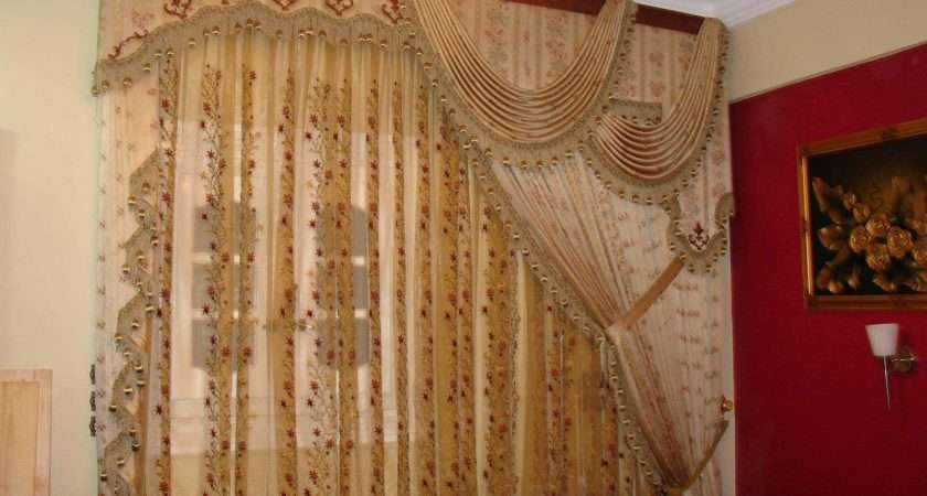 Catalog Luxury Drapes Curtain Designs Living Room Interior