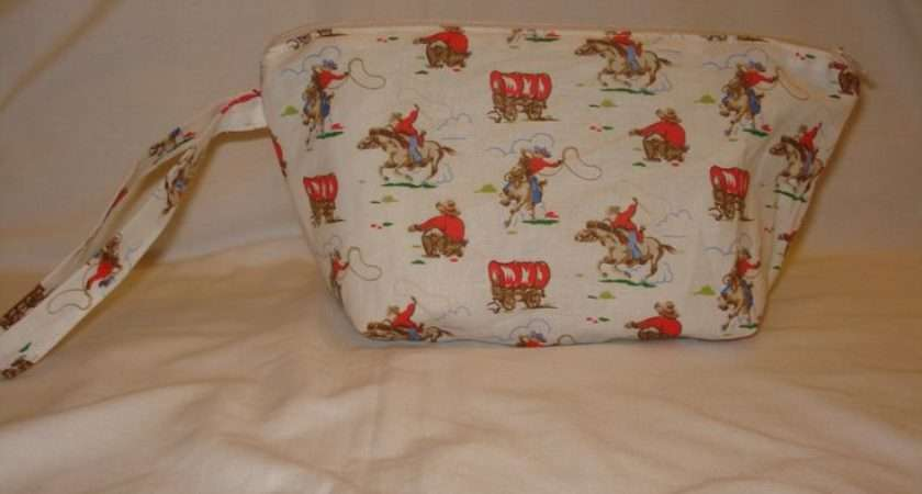 Cath Kidston Cowboy Fabric Wash Bag Please Check Out Facebook