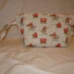 Cath Kidston Cowboy Wash Bag Pouch Sarahsewsit