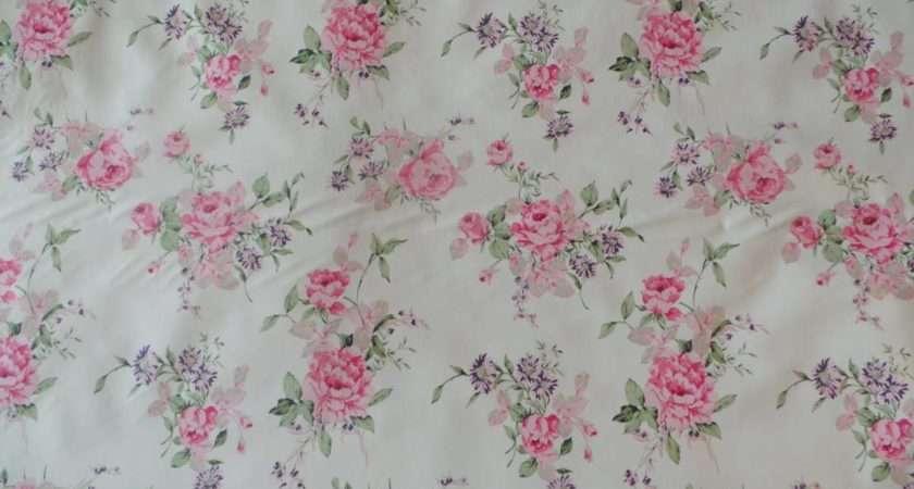 Cath Kidston Curtain Fabric Savae
