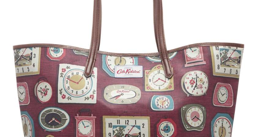 Cath Kidston Debuts First Ever Tote Bag Collection